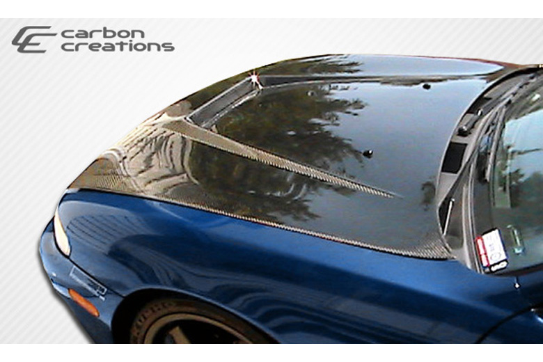 1995 Nissan 240SX Carbon Creations Vader Hood