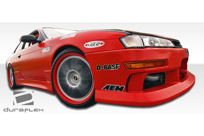 Duraflex nissan 240sx 1995 1996 v speed body kit for 1995 nissan 240sx window motor