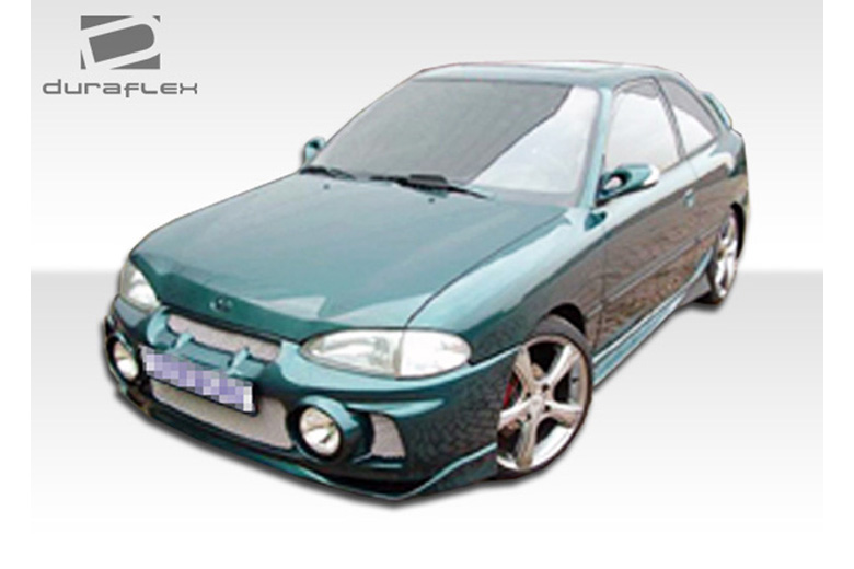 1997 Hyundai Accent Duraflex Evo 5 Body Kit