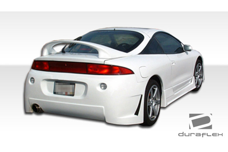 1995 Eagle Talon Duraflex B-2 Bumper (Rear)