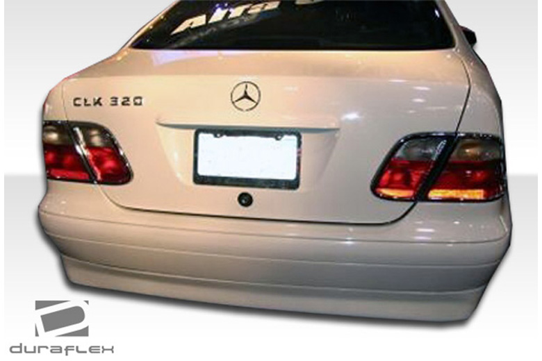 1998 Mercedes CLK-Class Duraflex BR-S Rear Lip (Add On)