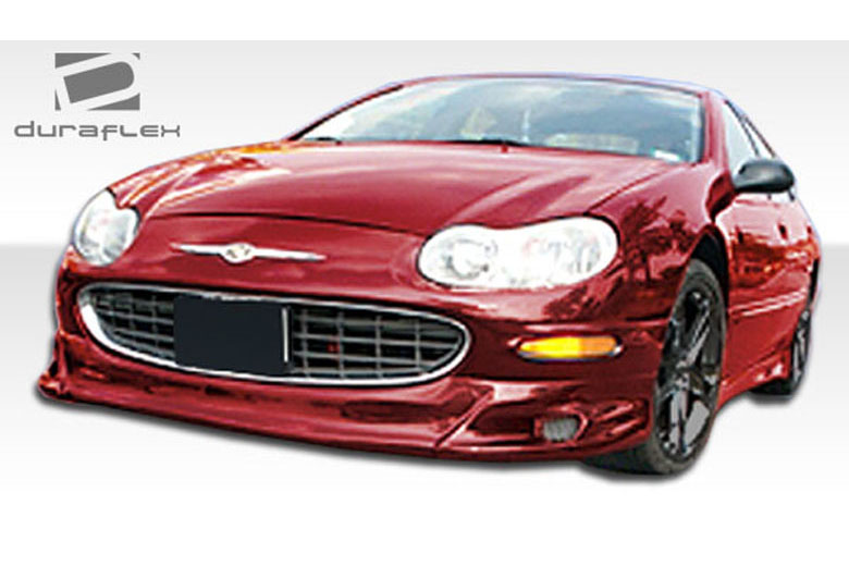 2002 Chrysler Concorde Duraflex VIP Front Lip (Add On)