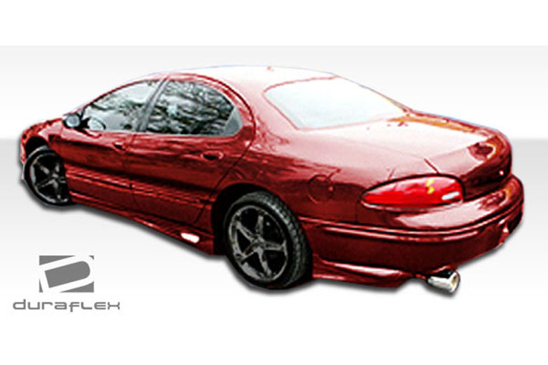 2002 Chrysler Concorde Duraflex VIP Rear Lip (Add On)
