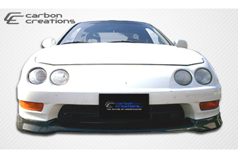 2001 Acura Integra Carbon Creations Type R Front Lip (Add On)