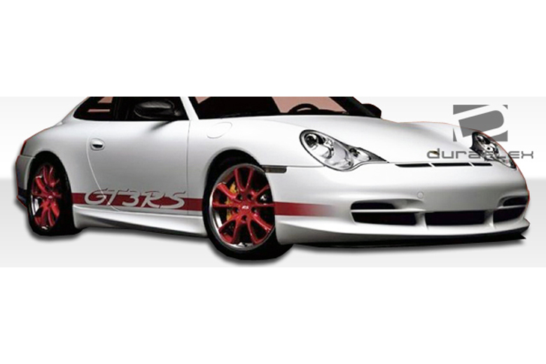 duraflex porsche 911 2002 2004 gt 2 body kit. Black Bedroom Furniture Sets. Home Design Ideas
