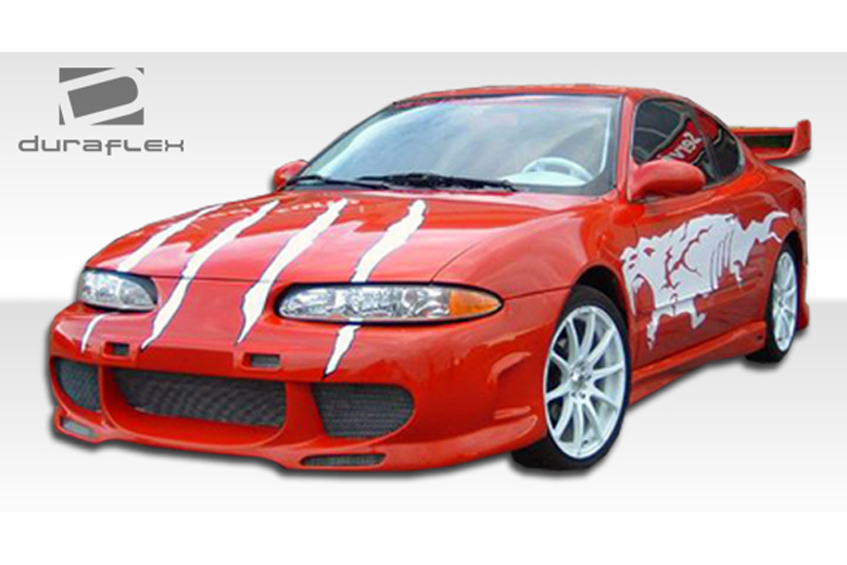 2001 Oldsmobile Alero Duraflex Showoff 3 Body Kit