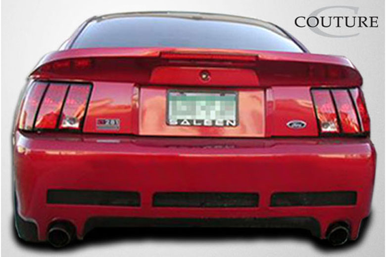 2001 Ford Mustang Couture Colt Bumper (Rear)