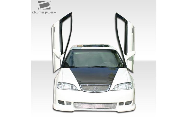 2003 acura tl front bumper