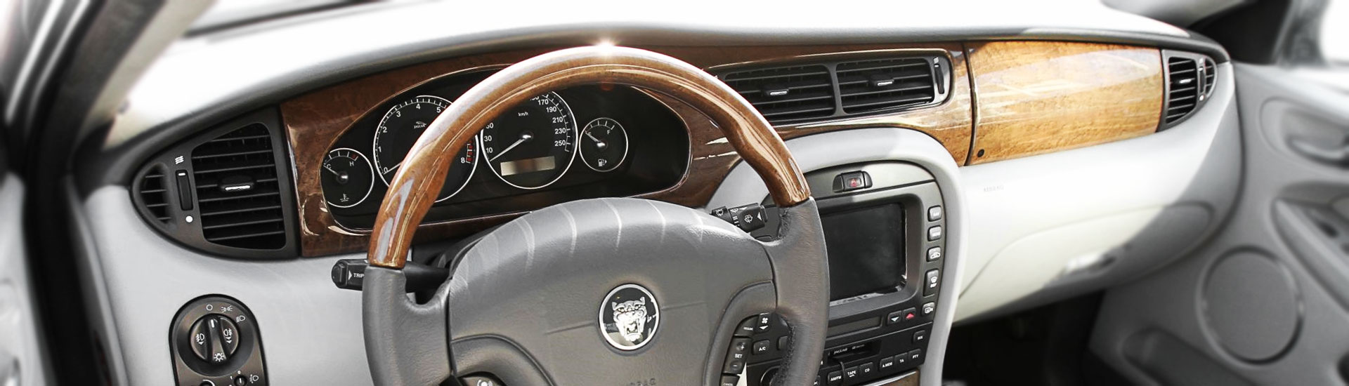 Jaguar X Type Dash Kits Custom Jaguar X Type Dash Kit