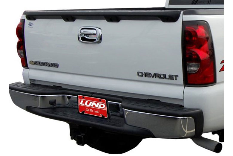 2002 Chevrolet Silverado Chrome Tailgate Handle Covers