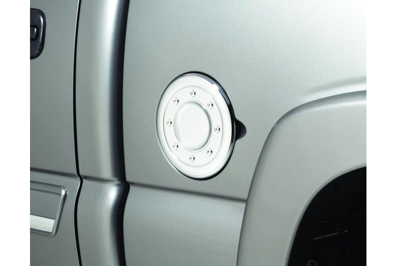 2002 Chevrolet Silverado Fuel Door Cover
