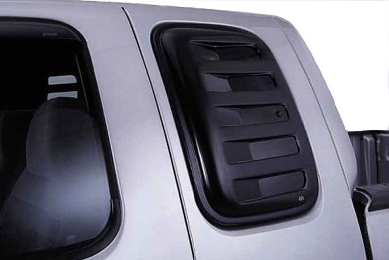 AVS Aeroshade Rear Window Cover (Extended Cab) (2 Door)