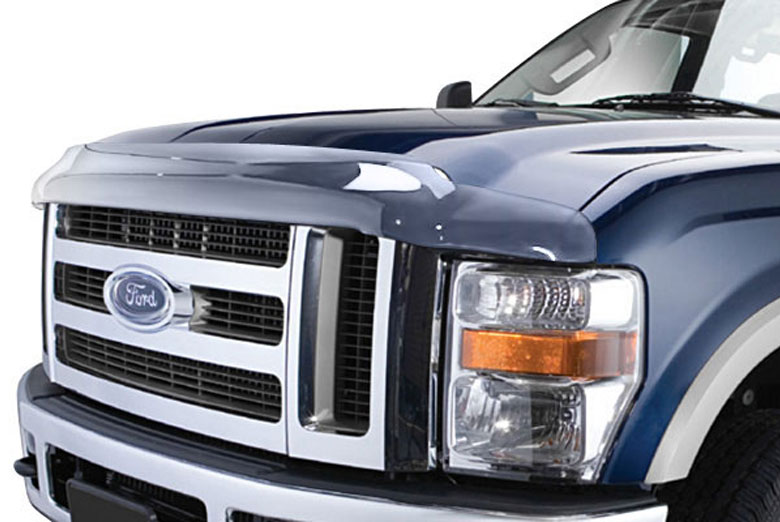 2006 GMC Savana AVS Bugflector II Clear Hood Shield