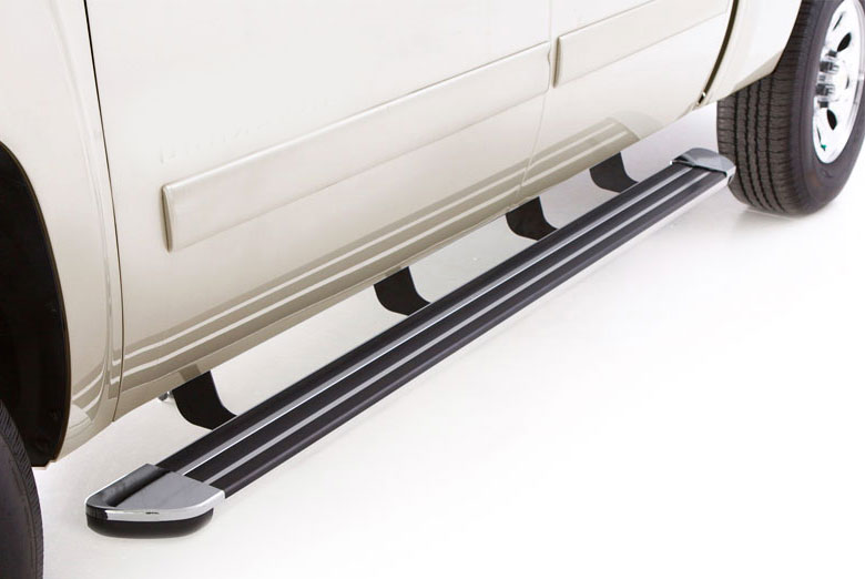 2011 Lincoln  Mark LT Chrome Crossroads Running Boards