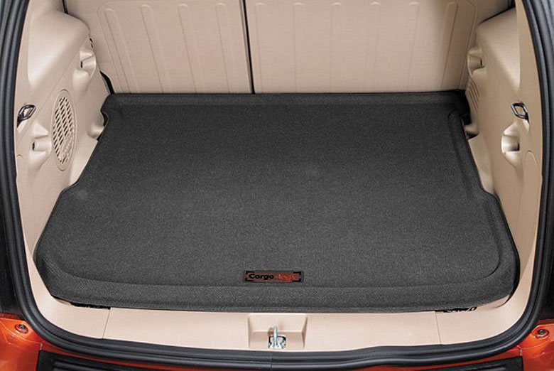 2010 Jeep Commander Cargo-Logic Charcoal Cargo Mat