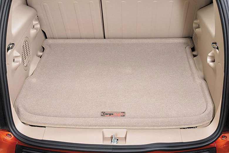 2003 Mazda Tribute Cargo-Logic Tan Cargo Mat