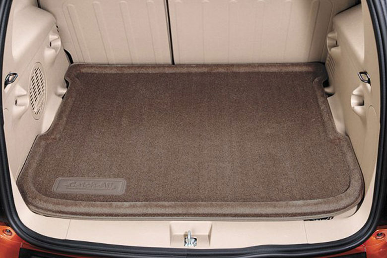 2009 Acura MDX Catch-All Beige Cargo Mat