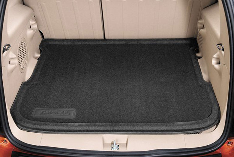 1984 Jeep Cherokee Catch-All Charcoal Cargo Mat