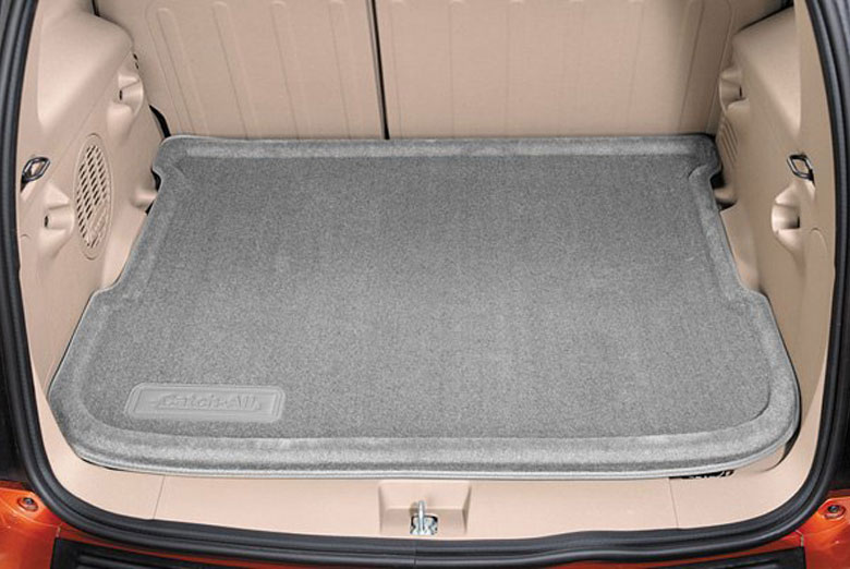 1984 Jeep Cherokee Catch-All Gray Cargo Mat