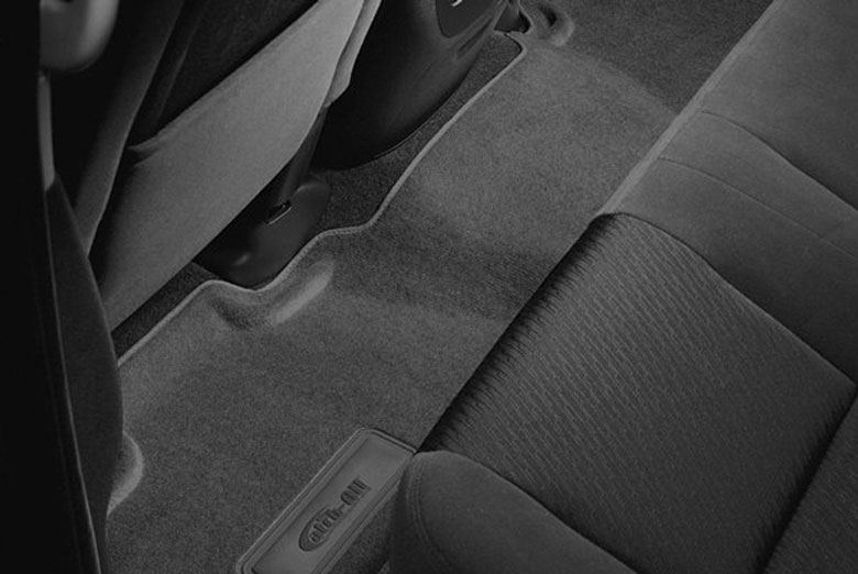 2000 Chevrolet Blazer Catch-All Charcoal Second Row Floor Mats