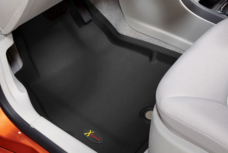 2005 Chevrolet Monte Carlo Catch-All Xtreme Black Front Floor Mats