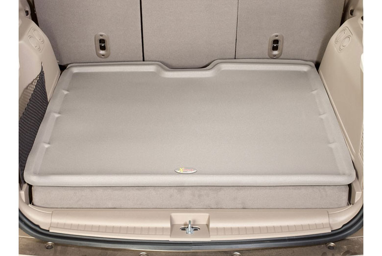 2007 Toyota 4Runner Catch-All Xtreme Tan Cargo Mat W/O Double Deck