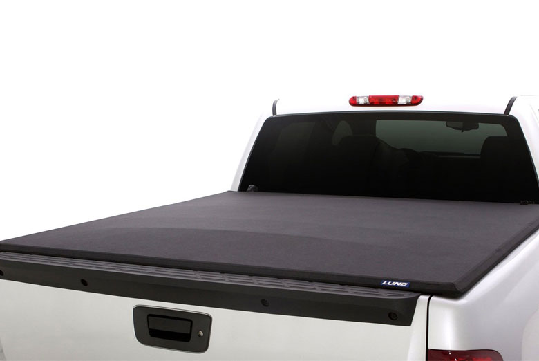 2003 Ford F-350 Genesis Elite Hinged Tonneau Cover