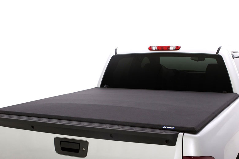 2009 Isuzu I-Series Genesis Elite Snap Tonneau Cover