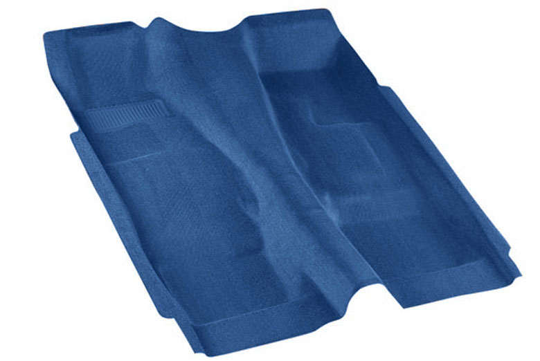 1987 GMC  Safari Pro-Line Blue Replacement Carpet