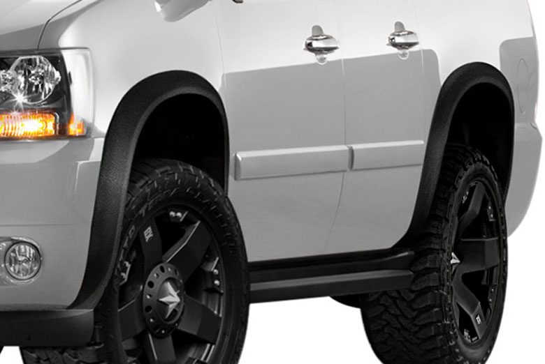 2007 Ford F-350 Lund SX-Sport Textured Full Set Fender Flares