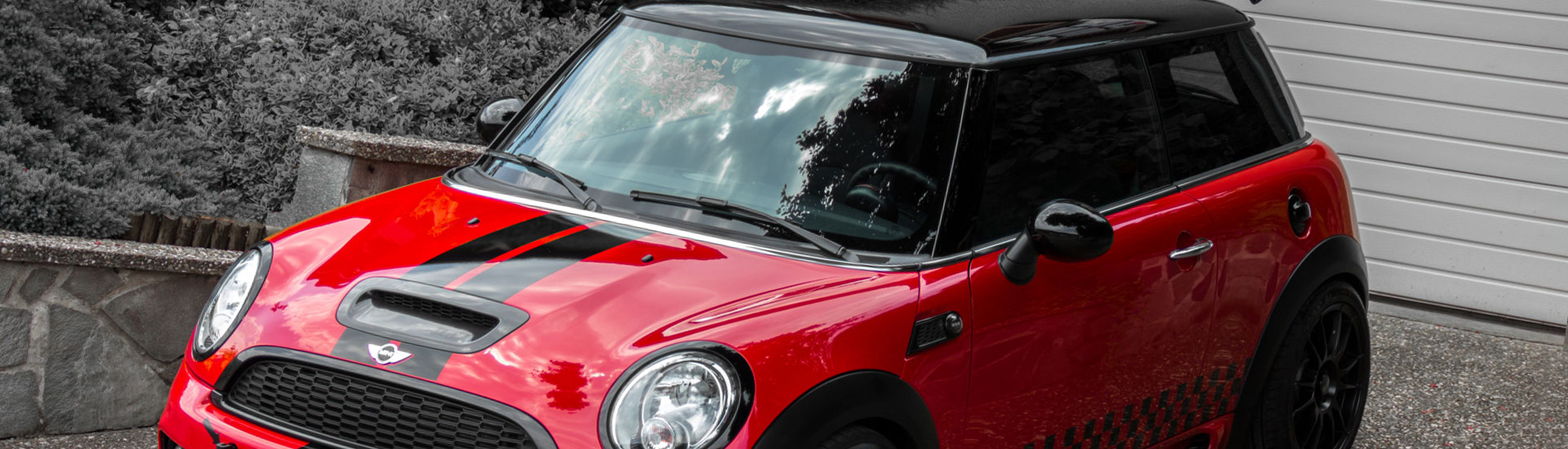 MINI Window Tint