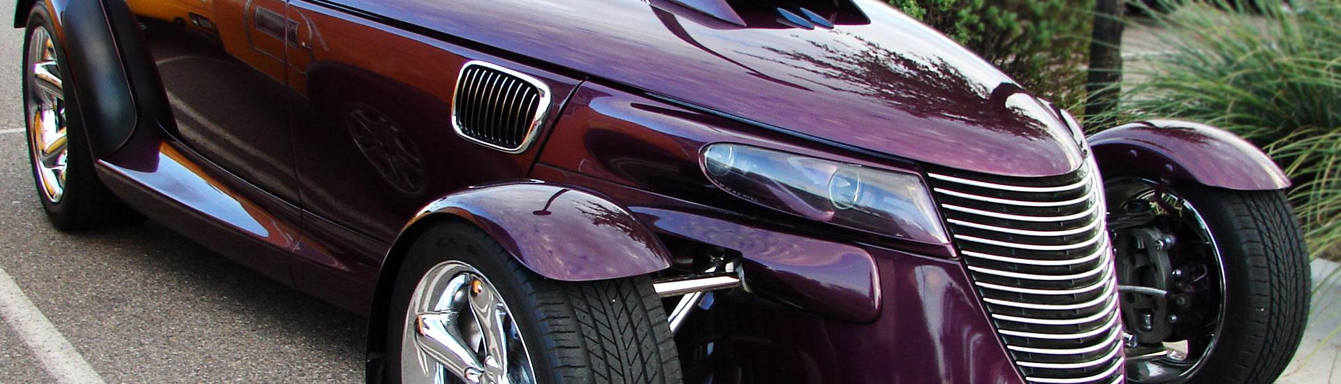 Plymouth Headlight Tint Plymouth Headlight Tint Kit
