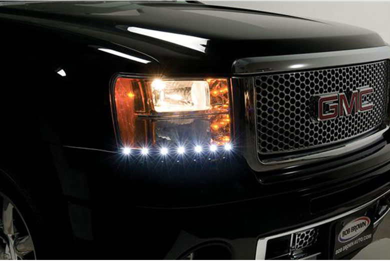 2012 GMC Sierra G2 LED DayLiner