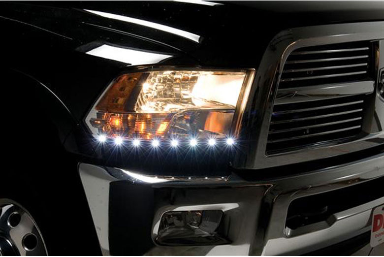 2009 Dodge Ram G2 LED DayLiner