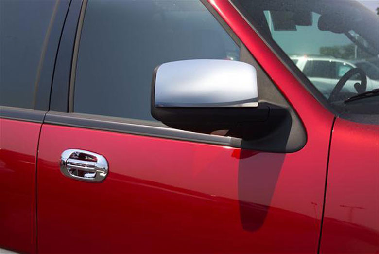 2008 Jeep Compass Mirror Covers