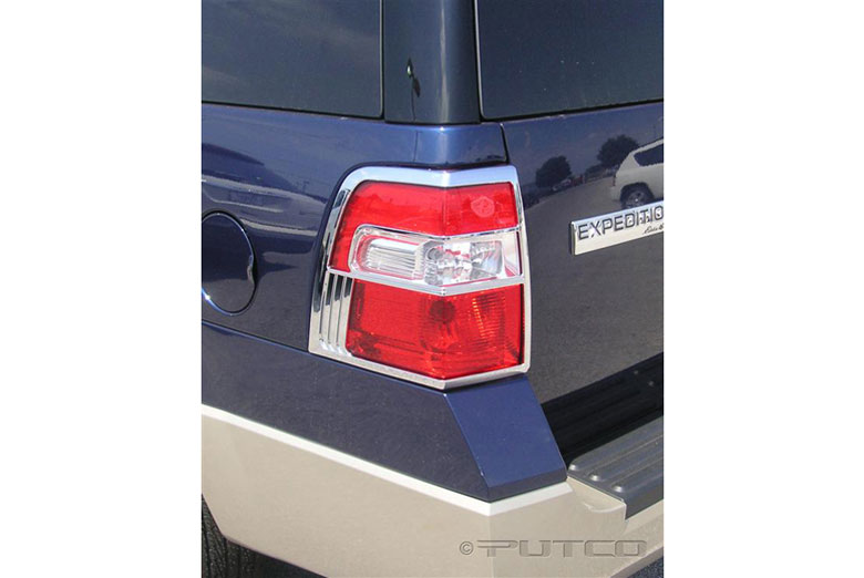 2009 Ford Expedition Tail Light Bezels