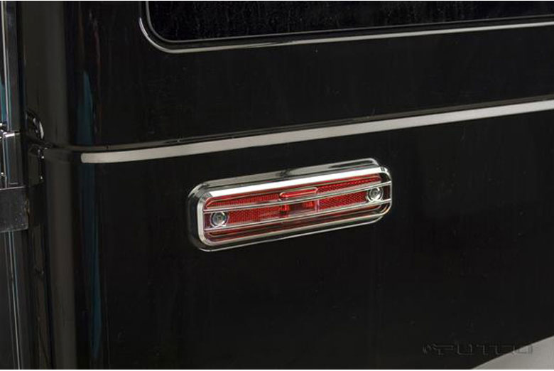 2006 Hummer H2 Side Marker Lamp Covers