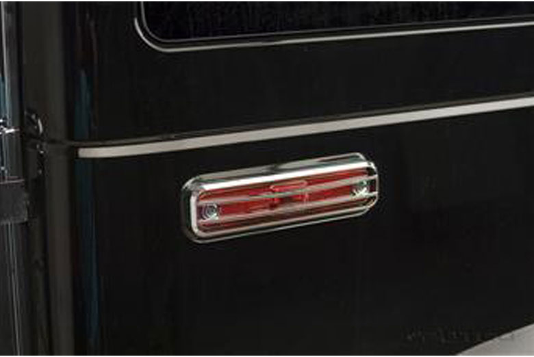 1998 Toyota Land Cruiser Side Marker Lamp Covers