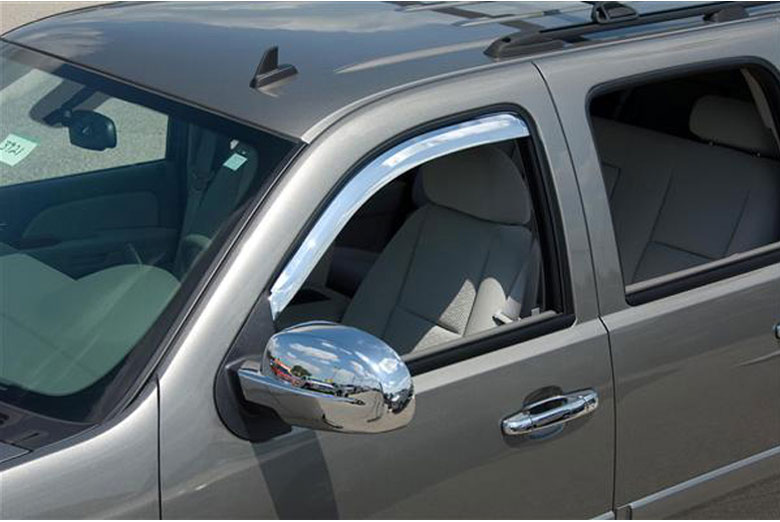 2007 Chevrolet Suburban Element Window Visors