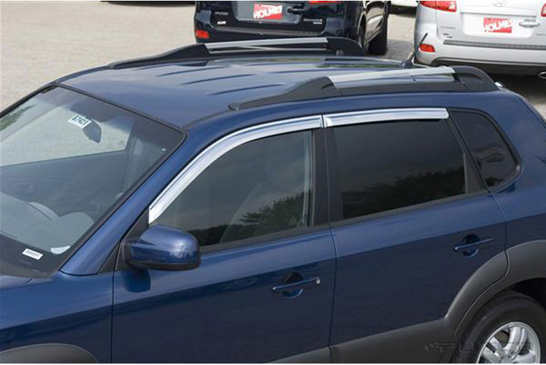 2007 Hyundai Tucson Element Window Visors