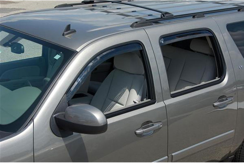2012 GMC Yukon Element Tinted Window Visors