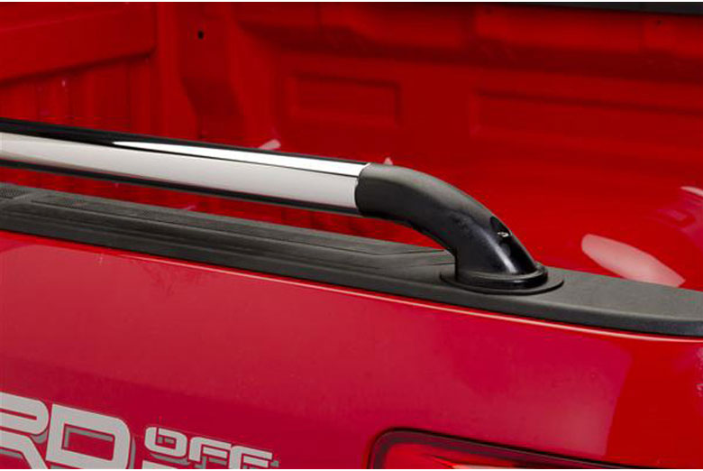 2010 Nissan Titan Nylon SSR Bed Rails