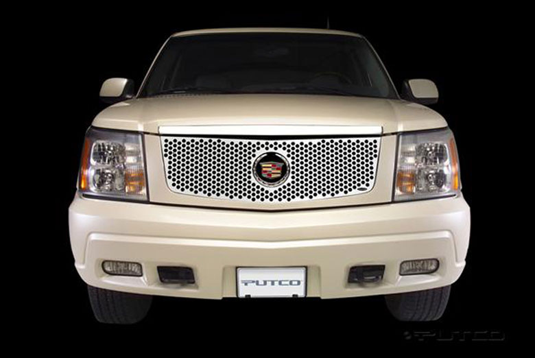 2001 Cadillac Escalade Punch Grille