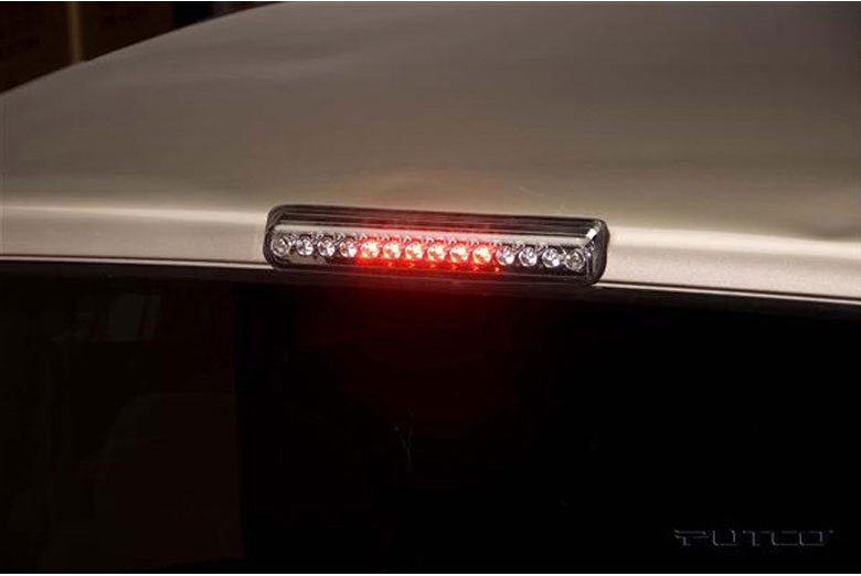 1997 Chevrolet Silverado LED Clear Third Brake Lights