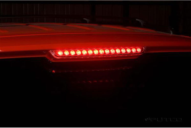 2009 GMC Yukon LED Clear Third Brake Lights
