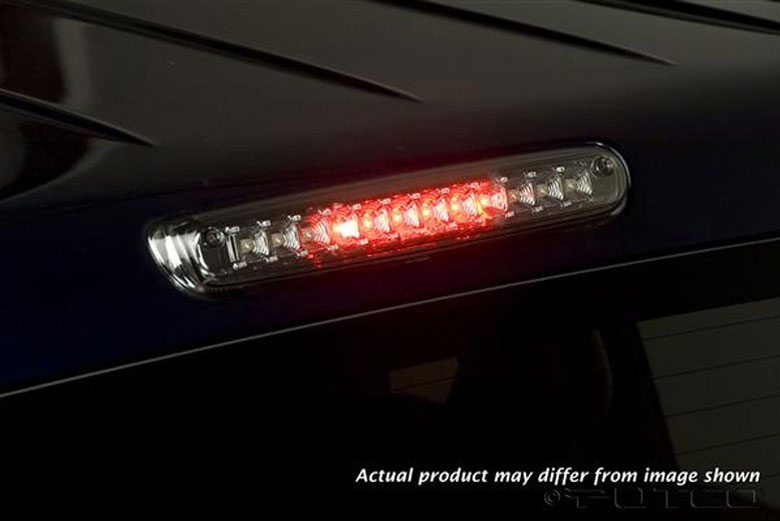 2012 GMC Sierra LED Clear Third Brake Lights