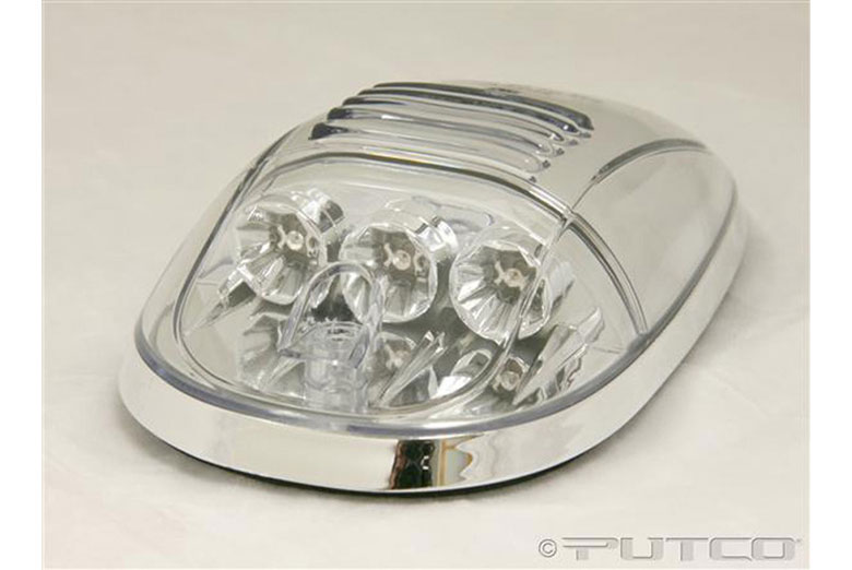 2009 Dodge Ram LED Clear Roof Lamps