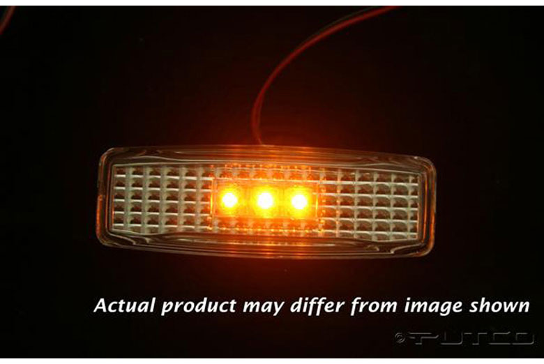 2000 Dodge Ram Fender Marker Lights