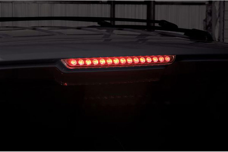 2014 Chevrolet Avalanche LED Smoke Third Brake Lights