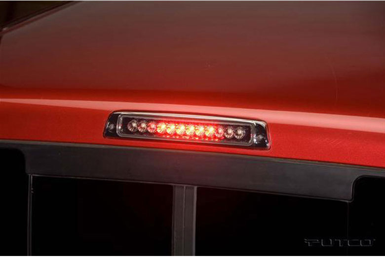 2000 Dodge Ram LED Smoke Third Brake Lights